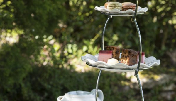Woodlands Lodge is a New Forest Hotel offering afternoon tea.