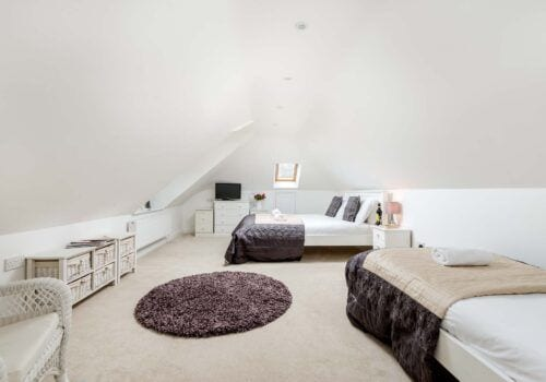 New Forest Cottage Family Bedroom Mews Hill