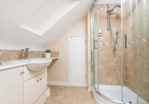 Mews Hill News Forest Cottage ensuite