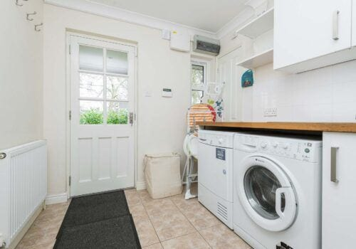 Holiday home New Forest Mews Hill Utility Room