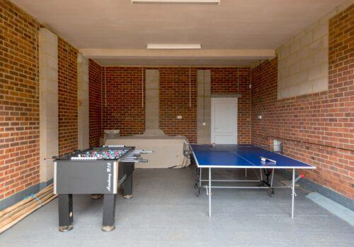 Mews Hill Luxury holiday home games room