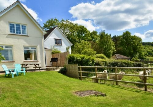 Self catering Devon holiday let