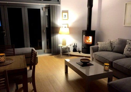 Cosy nights in by the log burner