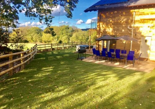 Take a break in this Devon holiday home