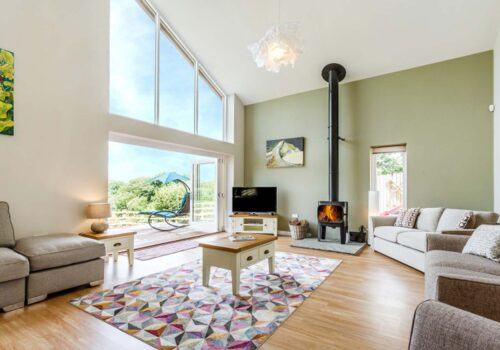 Devon self catering holiday home
