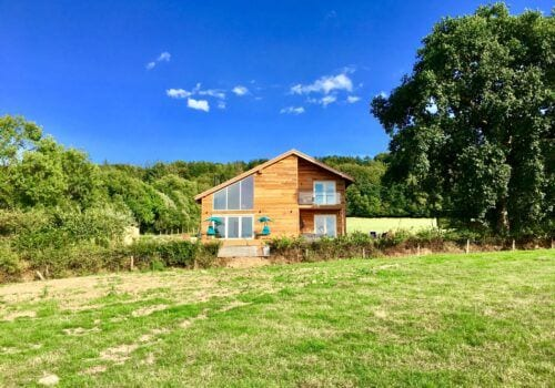 Rural Self Catering holiday home