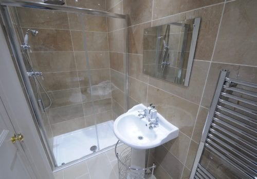 Ensuite to Dorset Holiday Home