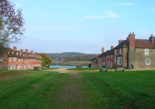 lots to see and do at Bucklers Hard an interesting day out fro all the family