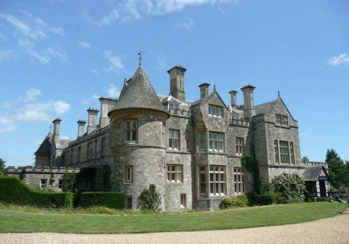 A setting to not be ignored, Beaulieu Palace has so much history for you to delve into