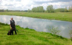 Try a spot of fishing on the Hampshire Avon