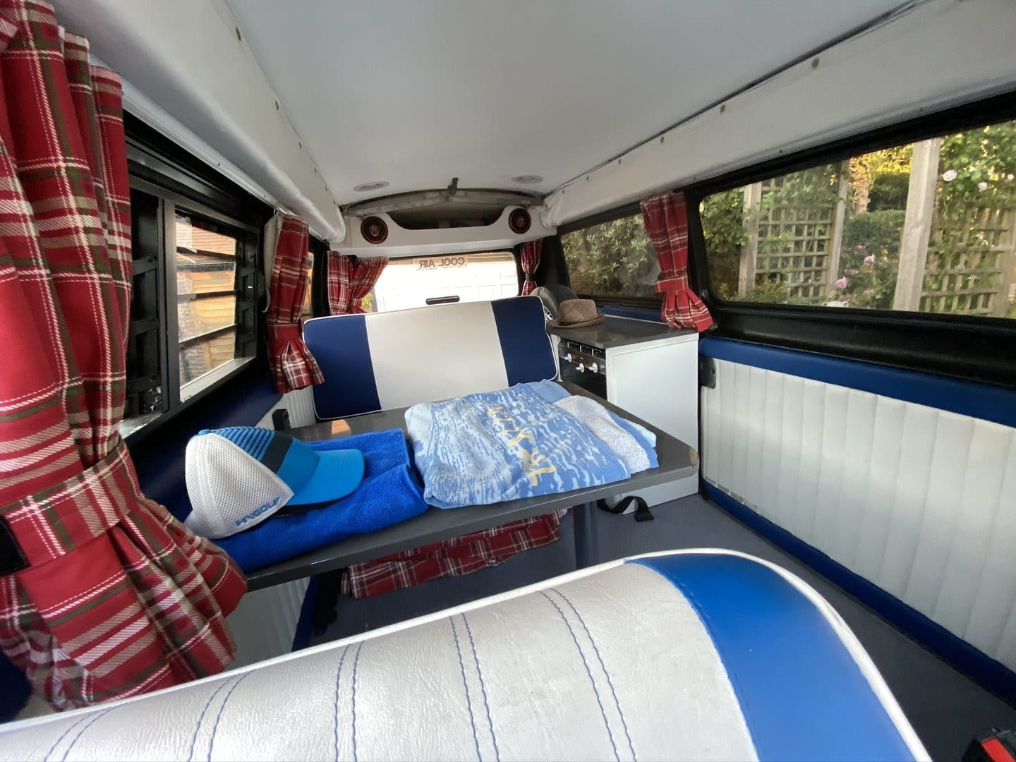 Sleep in a V W Campervan with Short Stay Homes