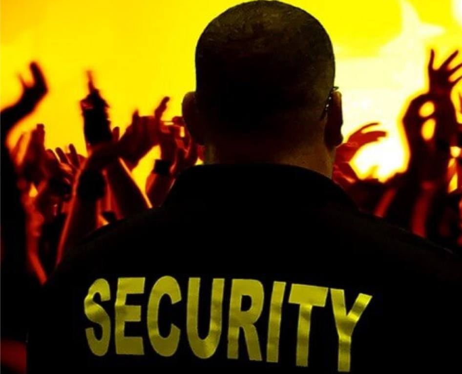 Hire stewards for security with B-secured.