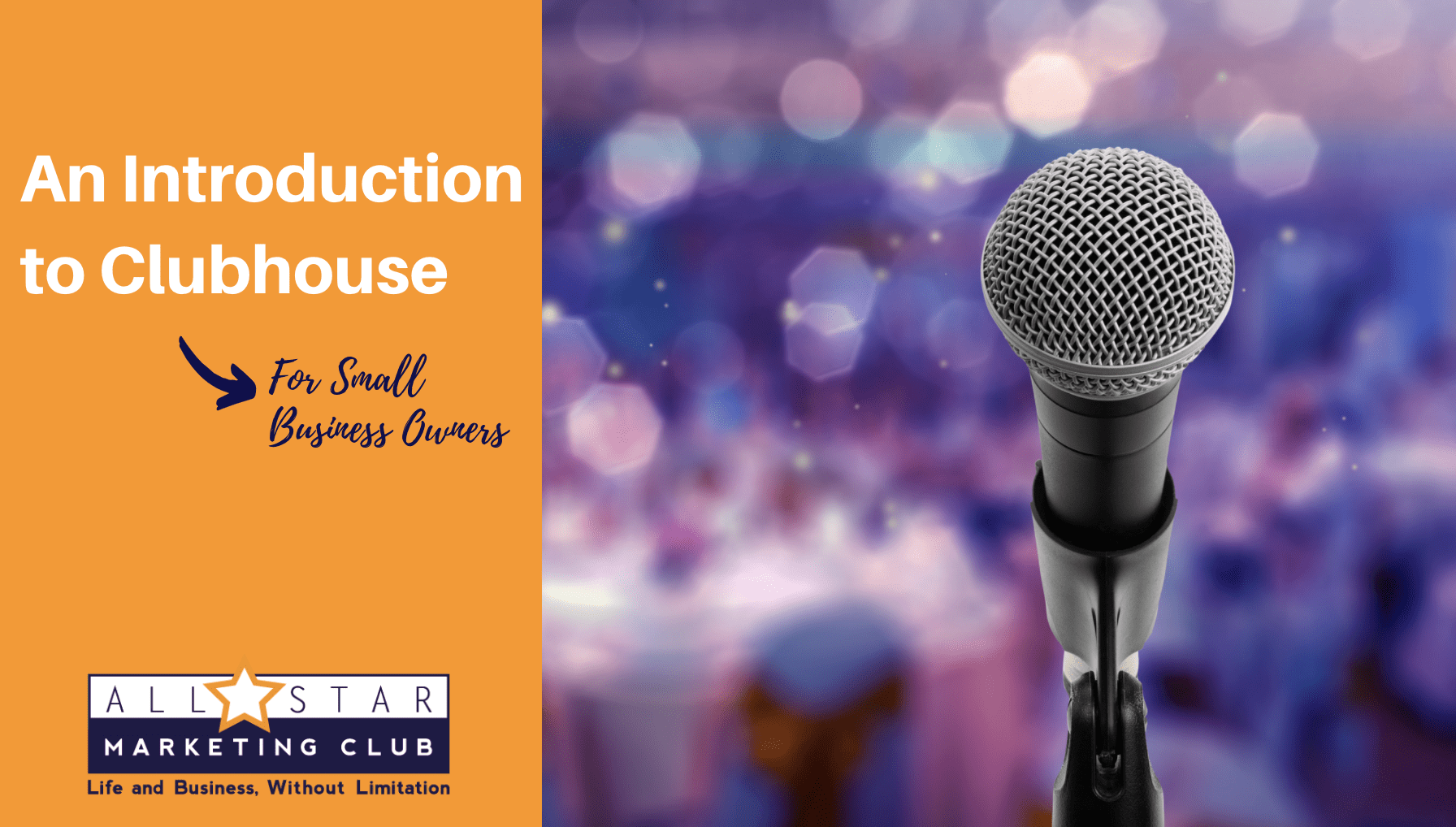Small Business Marketing Tips on Clubhouse