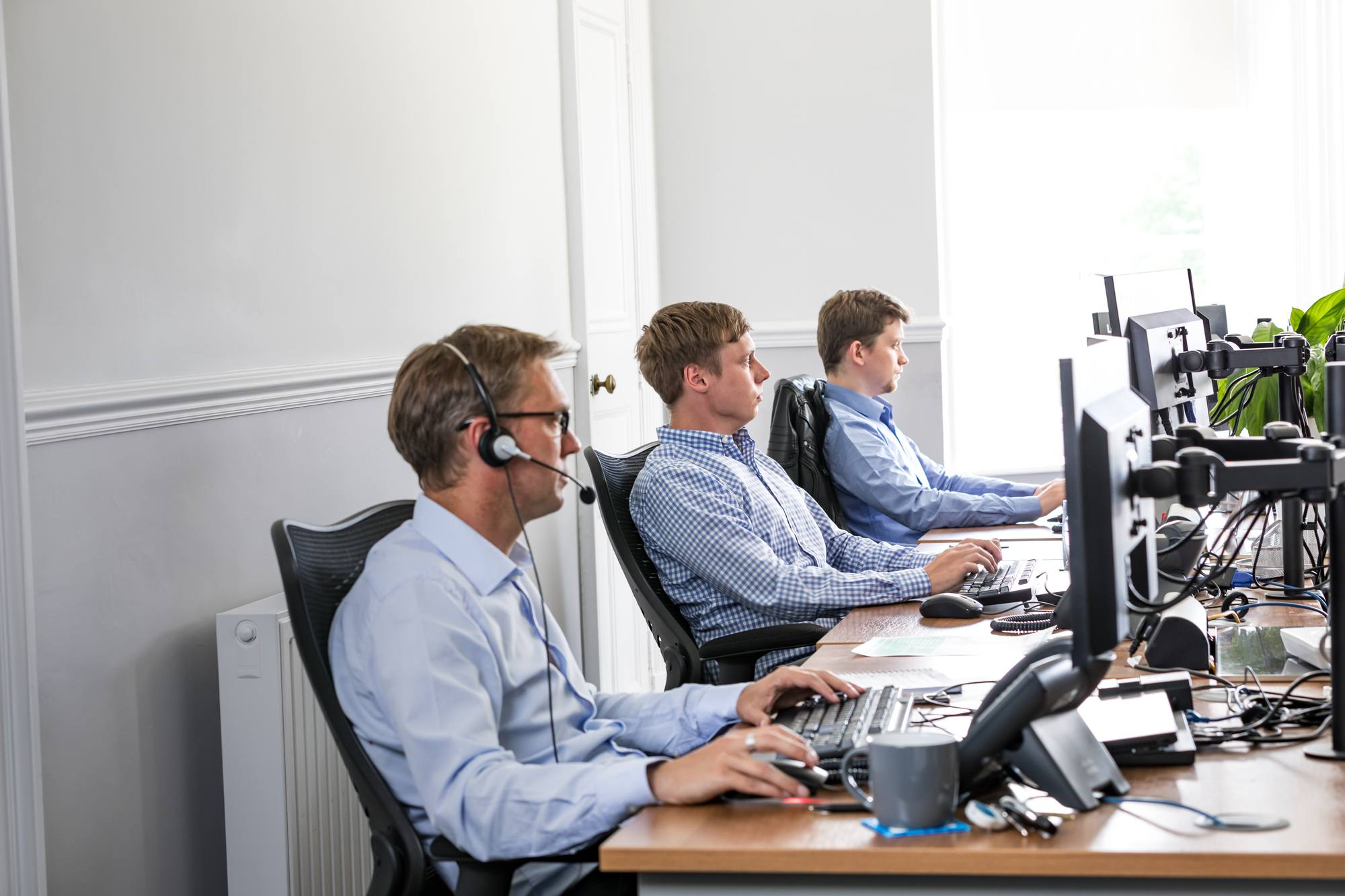 Benefits of outsourcing your IT support.