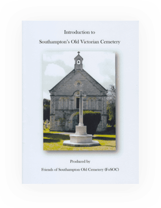 Text and photographs by members of FoSOC, published by Friends of Southampton Old Cemetery.