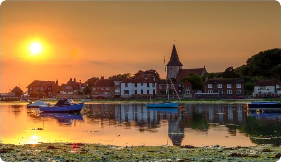 Witness the beauty of Chichester by hiring one of our campervans.