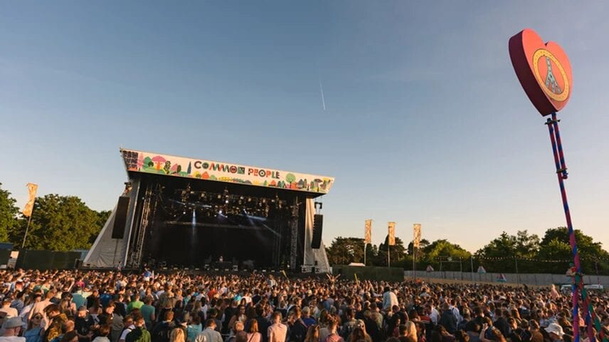 common people festival - southampton, hampshire and oxford, oxfordshire
