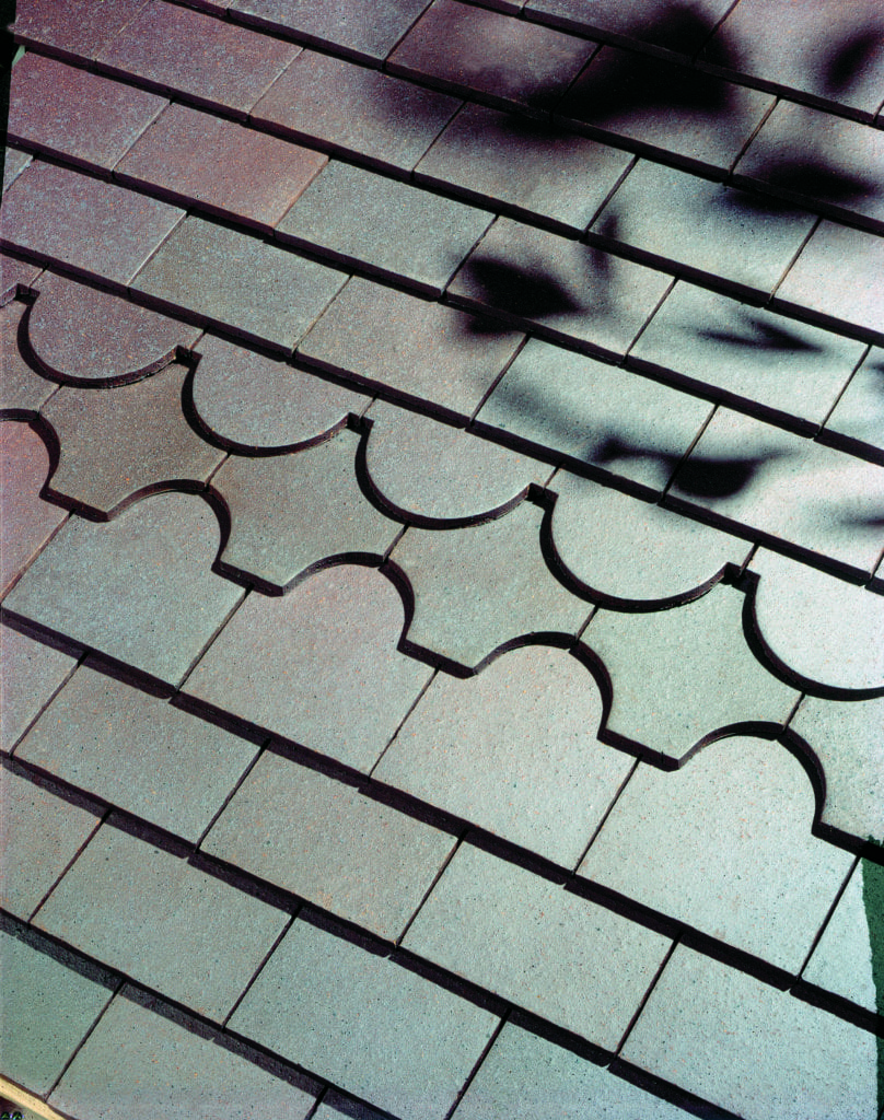 Tile Fittings company in Hampshire can fit Dreadnought Blue Brindle smooth-faced tiles.