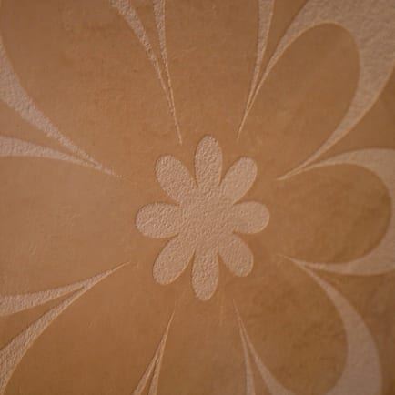 Copper Door use marmorino as a form of venetian marble plastering.